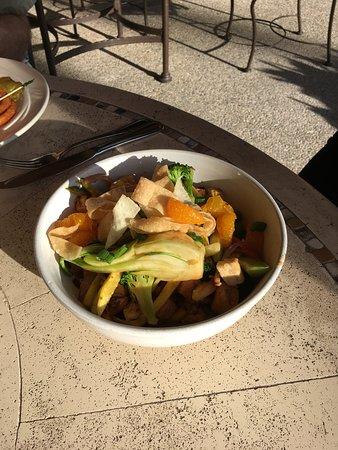 Teriyaki Chicken-Rice Bowl..... Great flavors...