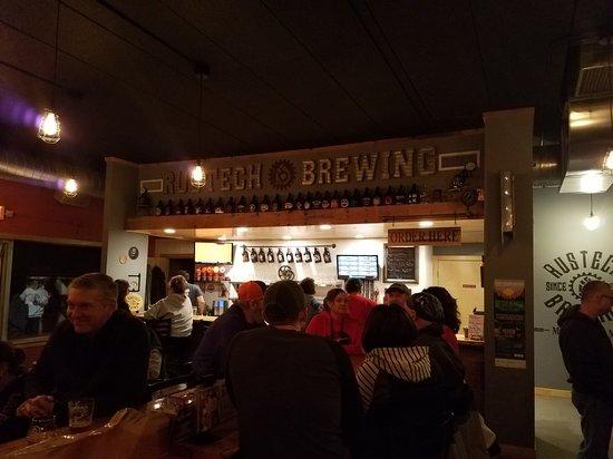 Rustech Brewing - Monticello, MN