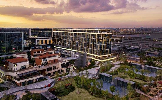 Cordis, Shanghai, Hongqiao, hoteles en Shanghái
