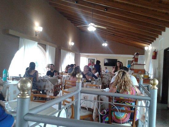 Hotel Paraìso Termal: Desayunador- Federaciòn, Entre Rìos 2019.