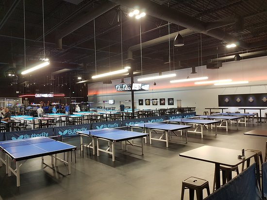 Top Shots Billiards and Ping Pong