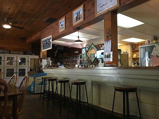 Mill Creek, Califórnia: Dining room