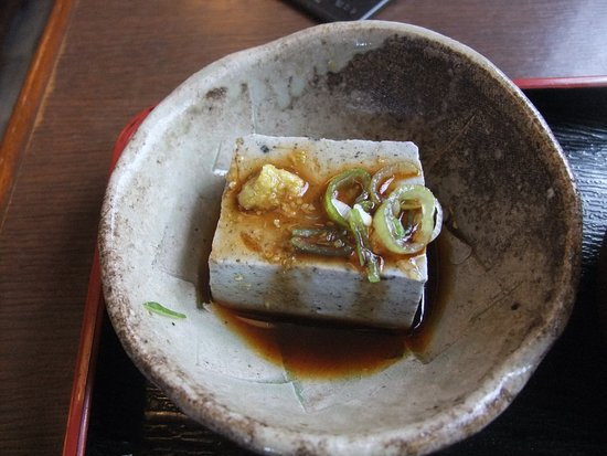Momijitei: How can tofu be this tasty?