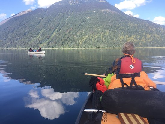 Bilde fra Bowron Lakes Provincial Park