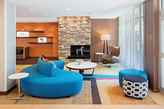 North Bergen, NJ: Lobby