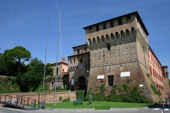 Camporgiano, Italië: אחד המגדלים