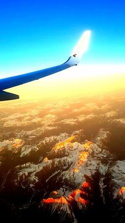 Ryanair: Le alpi