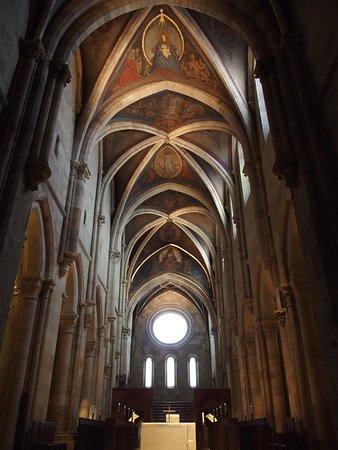 Pannonhalma, Ungarn: The interior