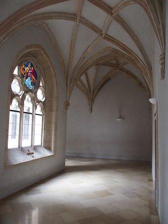 Pannonhalma, Ungarn: The cloister