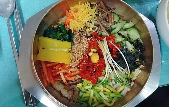 Gajok Hoegwan: 전주비빔밥...