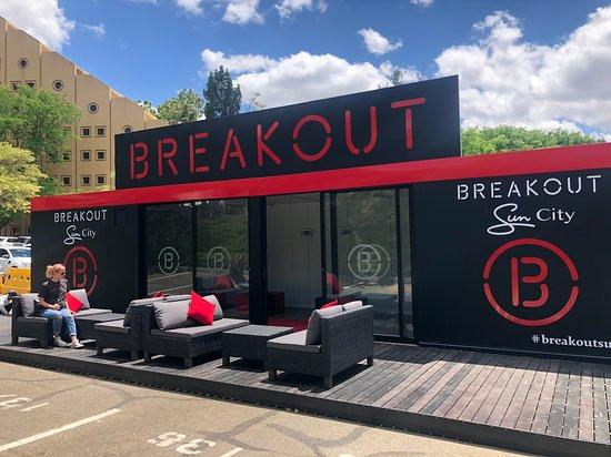 Breakout Games Sun City
