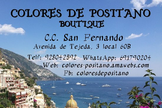 ‪Colores de Positano Boutique‬