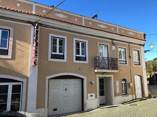 Figueiro dos Vinhos, Portugal: Fachada a la calle