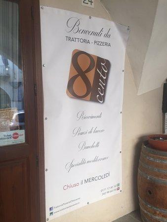 Dronero, Italie : Ottocento
