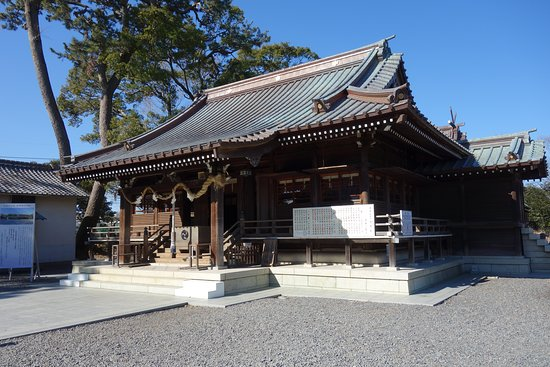Yaizu Shrine
