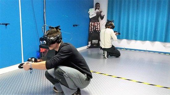 VR Infini