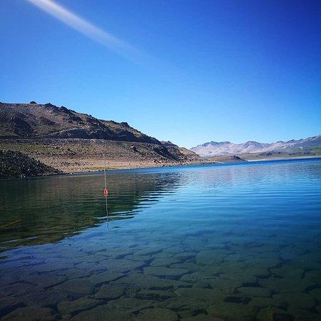 Maule Region, Chile: Laguna del Maule.