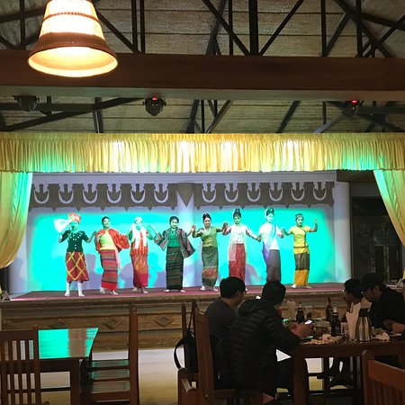Bagan Cultural show at The Secret Home. Daily 6:30 To 7:10 &           8:00  To  8:40