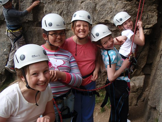 The Adventure Element: School outdoor activities. See your students explore and discover.
