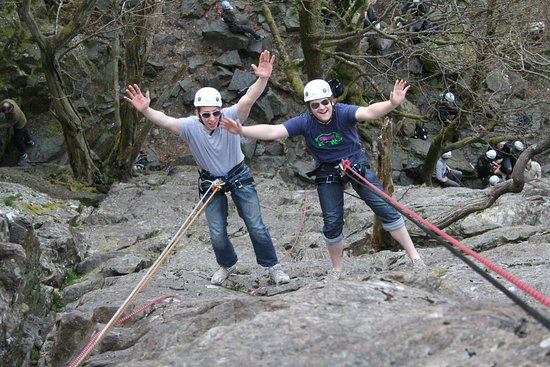 The Adventure Element: Stag party Outdoor Activities