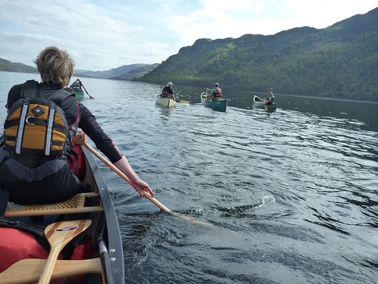 The Adventure Element: Explore the beauty of the UK's lakes and rivers