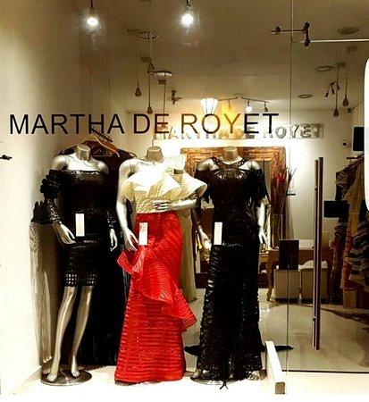 Tienda Martha de Royet