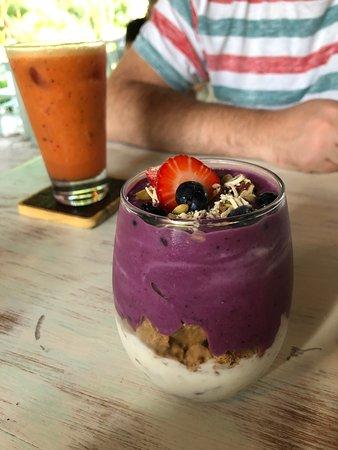 Fresco's: Joghurt mit frischen Früchten