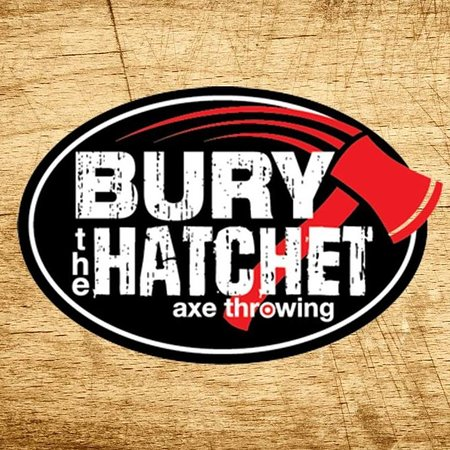 Bury The Hatchet Princeton - Axe Throwing