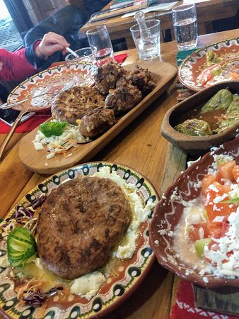 Leskovac, Serbia: Minced meat is the one of most delicious that I ever tasted