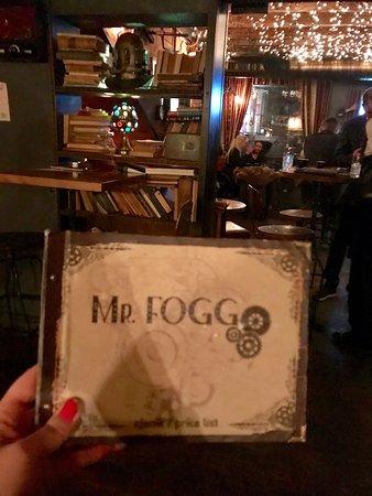 Mr. Fogg