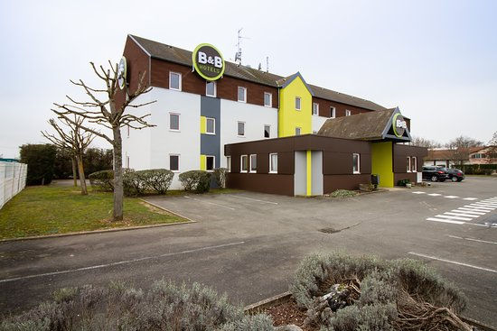 B&B Hotel Beaune Sud 2