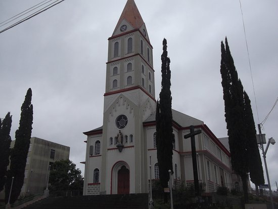 Paroquia Santa Cruz (Igreja Matriz Cristo Rei)