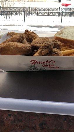 Harolds Chicken Shack, ChicagoHarolds Chicken Shack