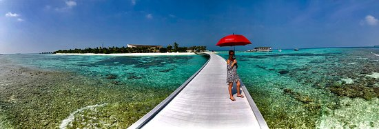 Noonu Atoll: Boardwalk
