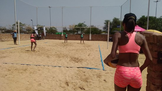 Tropika Beach Volley Ball Complex