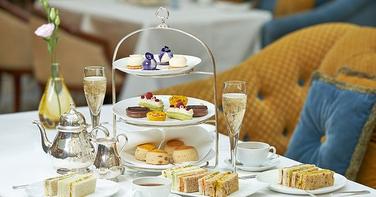Celeste: Back to Classic Afternoon Tea at The Lanesborough 1