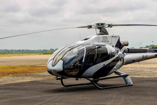 https://www.srilankatourismhub.com/helicopter-rides/  You need a pickup or drop at BIA or a transfer to any destination within Sri Lanka, we have the aircraft you need for your budget…