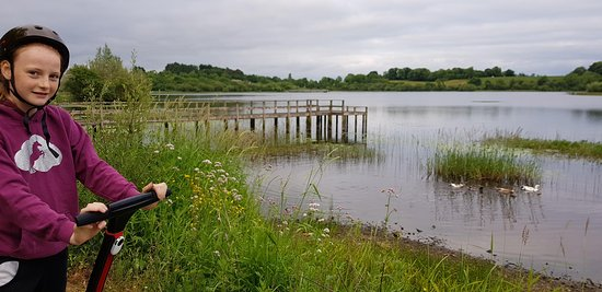 Segway tours fermanagh, Aghadrumsee
