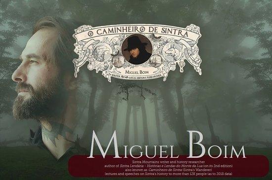 Miguel Boim (Caminheiro de Sintra)