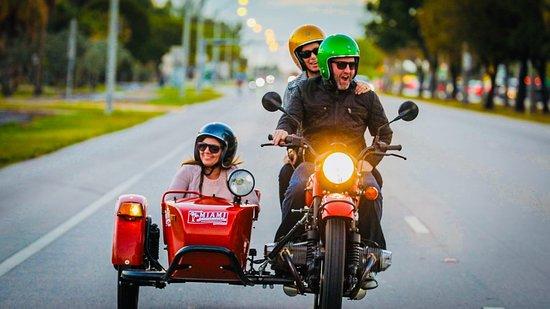 Miami Sidecar Tours