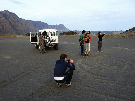 Тенгер, Индонезия: Sand Sea