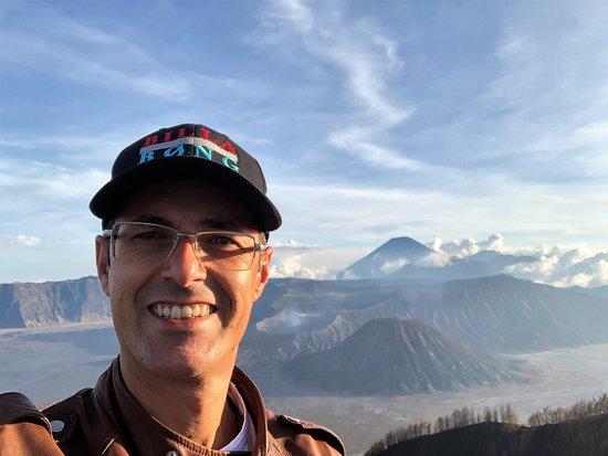 Тенгер, Индонезия: Mount Bromo