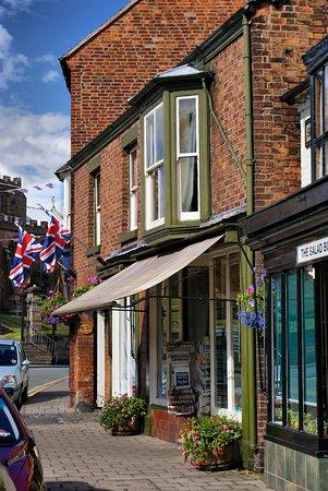 Audlem, UK: No 1 Shropshire St.