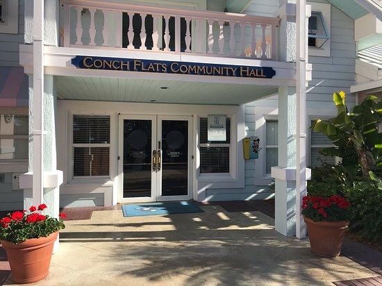 Disney's Old Key West Resort: Community Hall