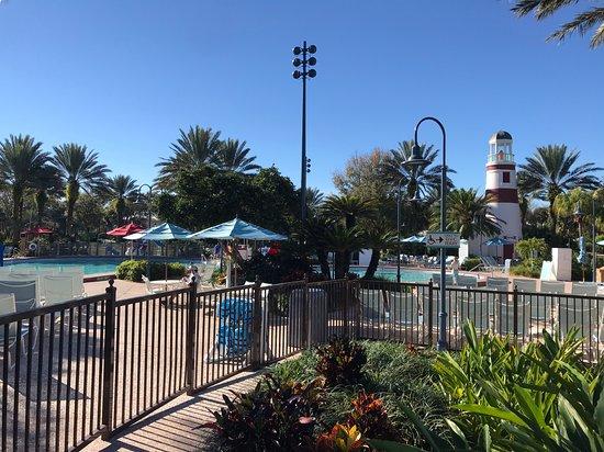 Disney's Old Key West Resort: Pool area