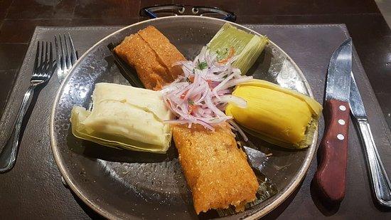 tamales y humitas