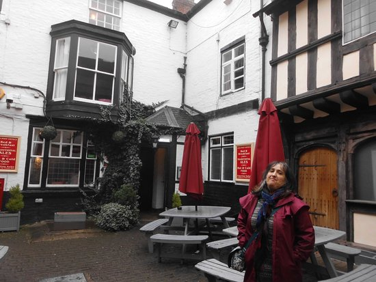 Shrewsbury, UK: Tell travellers more about your photo