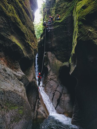 Canyoning Experience: It was wonderful !