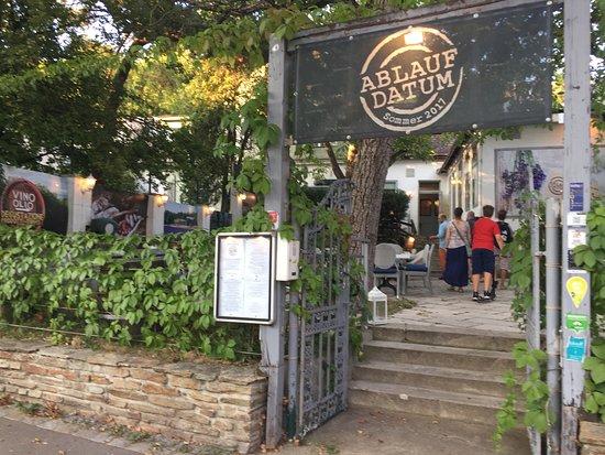 Restaurant Ablaufdatum 1