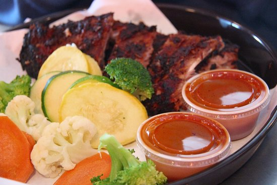 Phil's BBQ: Baby Back Ribs Dinner